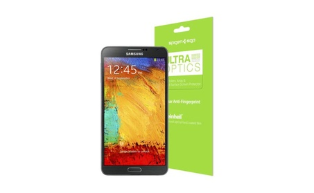 Spigen Ultra Optics Screen Protector For Samsung Galaxy Note 3 1a8f3663-2c45-4397-8b81-45c65b1cb709
