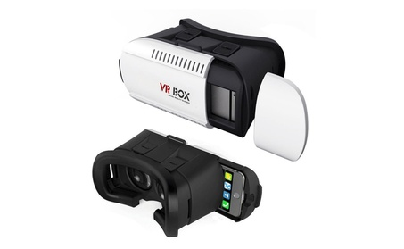 3D Glasses VR Box Headset Google Virtual Reality For Samsung iphone bd794fc4-b1e3-4e38-8bf8-a54b7fe4afc1