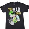 Alice In Wonderland Mad Hatter U Mad Bro T-Shirt