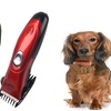 Dog Electric Rechargeable Cordless Hair Clipper Pet Grooming Kit