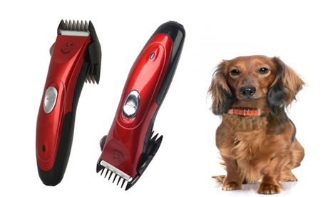 Dog Electric Rechargeable Cordless Hair Clipper Pet Grooming Kit 563bd5af-9dd8-4ede-be3f-625946459b8e