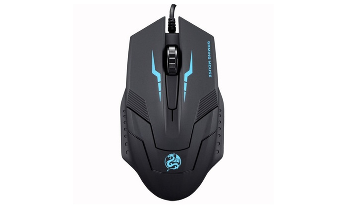 Lewis Judy: Wired Mouse for Business & Entertainment Gaming USB Mouse