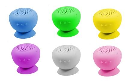 Mini Waterproof Suction Cup Rechargeable Bluetooth Speaker 470ee487-380c-4c5d-9d34-bb8e1c54ba7d