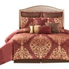 Wonder Home TIMUR 10PC jacquard Comforter Set