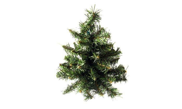 "12"" Canadian Pine Artificial Mini Christmas Tree"