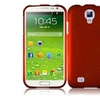 Insten For Samsung Galaxy S4 I9500 Hard Rubberized Case Orange