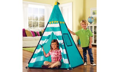 Shop Groupon Discovery Kidsu0027 Teepee Tent  sc 1 st  Groupon & Dream Tents | Groupon