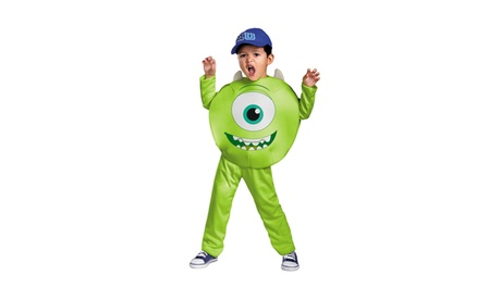 Morris Costume Disguise Inc Halloween Costume Mike toddler classic 2a1a14b4-d370-4b2b-870e-c0a42b8a6cfc
