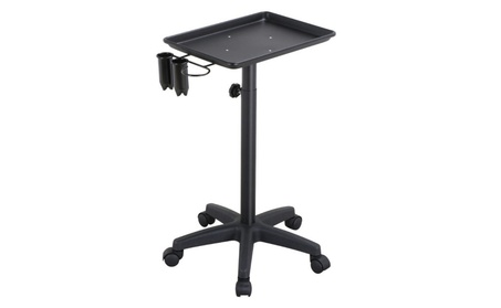 Topeakmart Professional Rolling Salon Hair Instrument Tray Trolley 399b13e8-0283-415a-8344-9b858fc7d2d2
