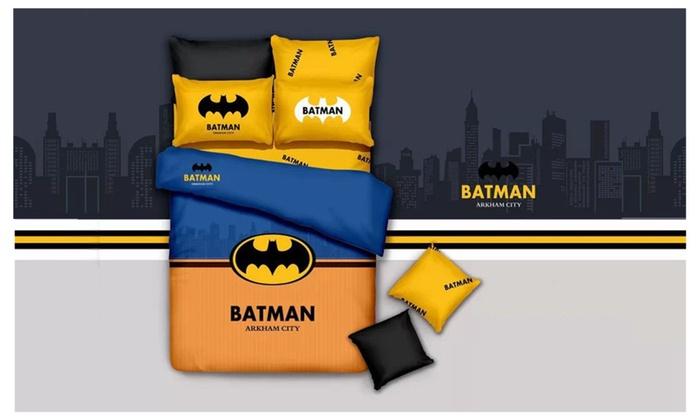 100% Cotton Series Batman Bedding Set