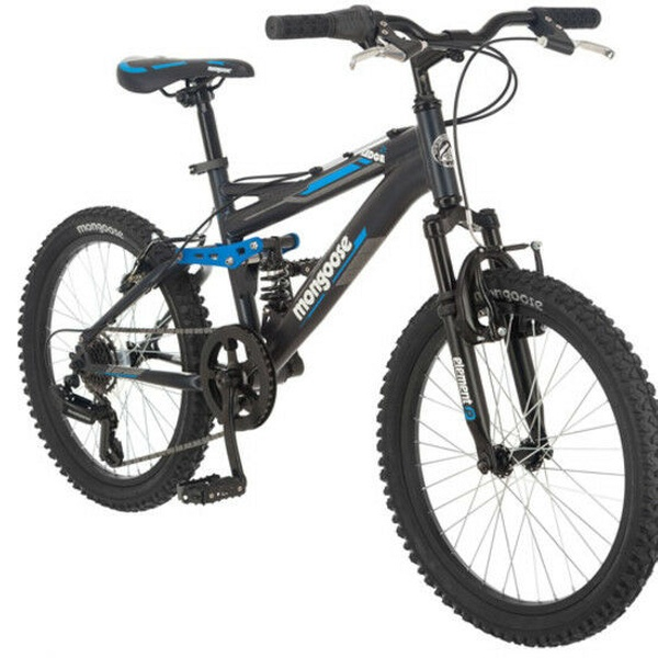 Up To 16 Off On 20 Mongoose Ledge 2 1 Boy S Groupon Goods