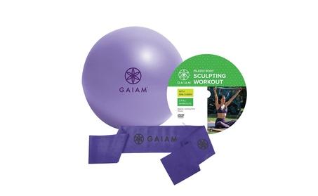 Gaiam Beginner's Pilates Kit 5984bbee-90d5-4e02-bba1-9b5b6cbb7bff
