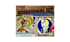 Wood Burning Set