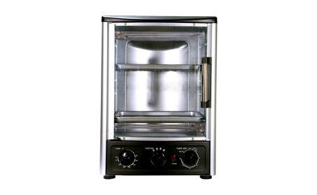 2-in-1 Rotisserie Oven w/ Skewers Kit with Multi-tier Positions 63f98d30-23af-40b3-9a7c-ee15f17f14d9