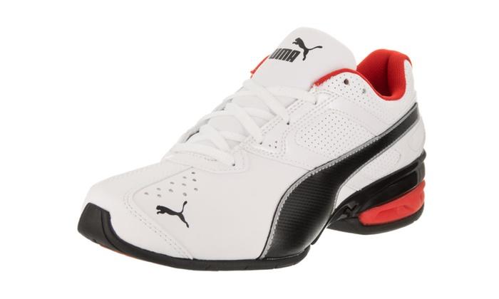 shoezoo: Puma Kids Tazon 6 SL Jr Running Shoe - 188514 01 - White ...