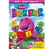 Barney: Book Fair DVD and Book Set