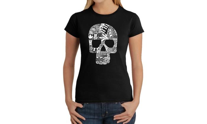 Women's T-Shirt - Sex, Drugs, Rock & Roll