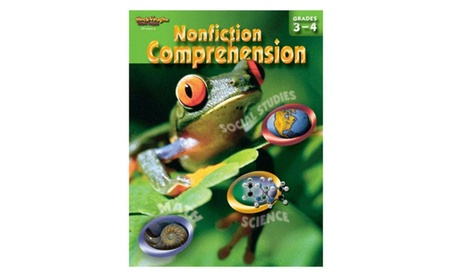 Harcourt School Supply Sv-89478 Nonfiction Comprehension Grades