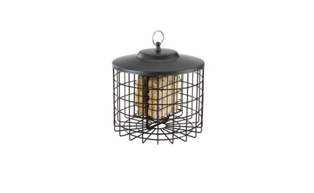 Hiatt Manufacturing HIATT38069 Squirrel Proof Double Suet Feeder (Goods Outdoor Décor Bird Feeders & Baths) photo