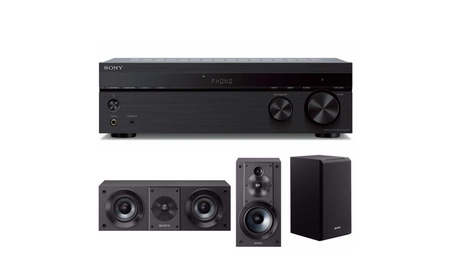 Sony STRDH190 2-ch Stereo Receiver with Two Speaker Systems 166af815-e1c2-4dc5-90bc-0cd11de3dc80