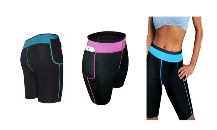 Super Quality and Comfort Sauna Shaper Compression Shorts for Women