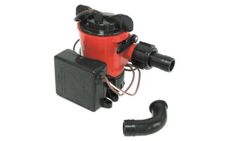 "Johnson Pump 1000GPH Ultima Combo Bilge Pump 3/4"" Hose Dura Port JP-0 f1b7434b-4146-4021-b45a-8d82c89d5c5a"