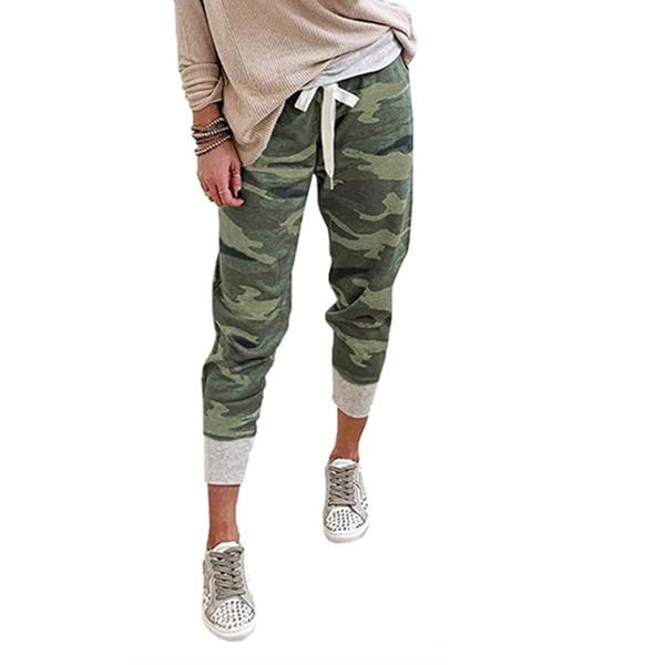 78 Capri Baggy Pants S**LEO**