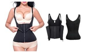 Waist Trainer Cincher Women Corset Tummy Control Slim Shapewear Vest at Deago, plus 6.0% Cash Back from Ebates.