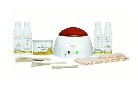GiGi Student Starter Hair Removal Waxing Kit 9bfefa0e-6fc7-4e51-889f-e5210fb7f84b
