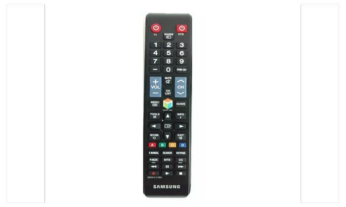 Samsung Tv Remote Control Bn5901178w Bn59