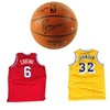 NBA Autographed Memorabilia