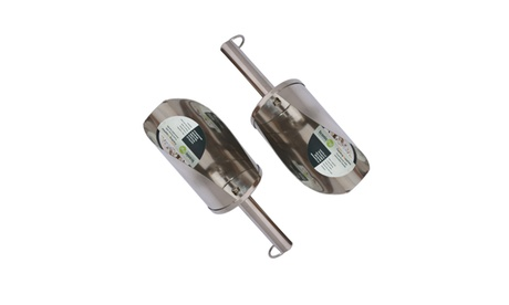 2 Pack Stainless Steel Pet Food Scoop for Dog or Cats, Assorted Sizes 65af3644-52ee-48aa-8a63-b8ba7a02495e