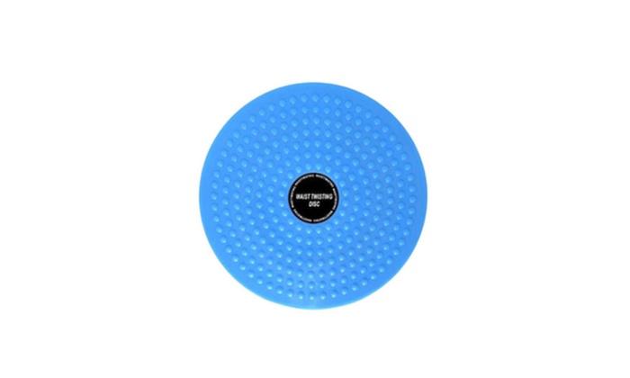 Yoga Training 360 Rotation Wobble Balance Board Stability Disc