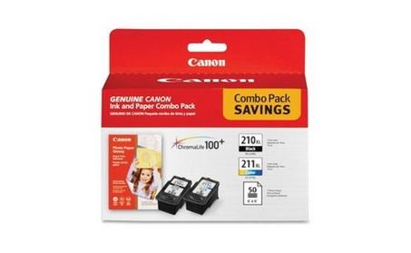 Compatible Canon PG210-CL211 (Black/Tri-Color) Combo Set 1e7402e3-3c92-4da7-ad95-48c123cb342c