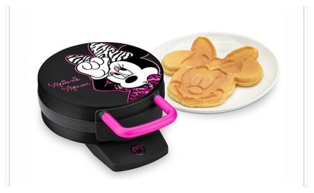 Disney Minnie Mouse Waffle Maker 7ed84b3c-35ce-49a0-b9e1-e4e506894f23