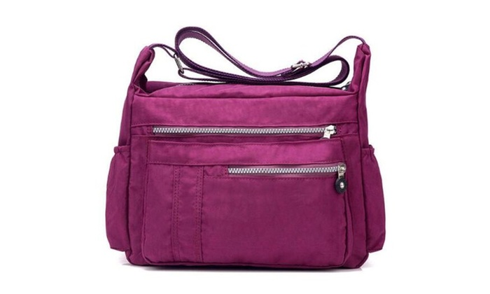Travel Bag Korean Version Of Shoulder Messenger Bag Female