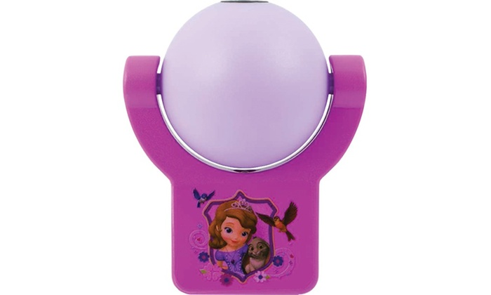 Disney 14529 Led Projectables Night-light (sophia The First)