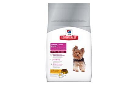 Hill's Science Diet Small & Toy Breed Dry Dog Food c4cd2791-dabb-412b-84fc-b66d36a33827