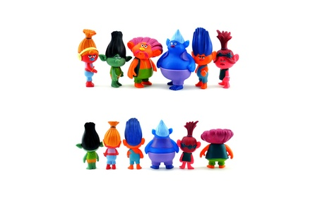 The Good Luck Trolls Dolls PVC Toys For Children Action Figures Toys 240e17cc-12d7-4946-aba1-8b83a016a585