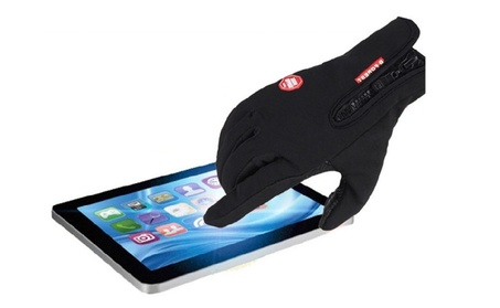 Touchscreen Capable Waterproof Windproof Winter Gloves 8b755fd5-4454-4de2-9609-9b85ca0a0c2d