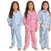 Angelina Girl's Cozy Fleece Pajama Set (2-Piece Set)