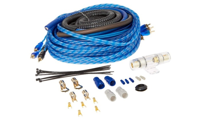 Gauge Wiring Kit on