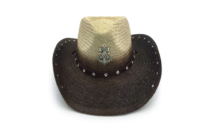 Old Stone Summer Swift Unisex Cowboy Drifter Style Hat for Hiking ... c576bfa23d5