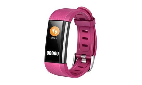 Waterproof Health Tracker, Fitness Tracker Color Screen Sport Smart Watch