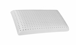 Abripedic Loft Latex-Like Lavender Ventilated Air-flow Standard Pillow