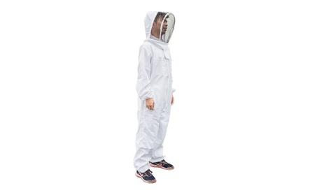 Beekeeping Jacket Protective Veil Smock Bee Coat Suit Clothes XXL b18a27cb-62ac-4290-ac43-81a1cb271d23