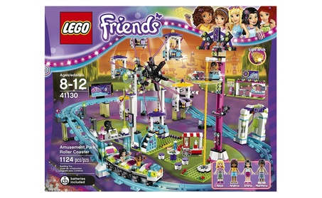 LEGO Friends 41130 Amusement Park Roller Coaster Building Kit 2c737a6a-f146-4f6d-8e62-5e558847d8e9