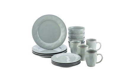 Rachael Ray Cucina Dinnerware 16-Piece Stoneware Dinnerware Set be9526ea-d94e-45ca-a8b7-c2a282eed6b0