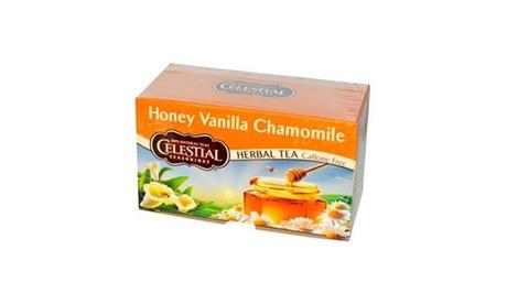 Celestial Seasonings 630392 Celestial Seasonings Herbal Tea Caffeine Free Honey