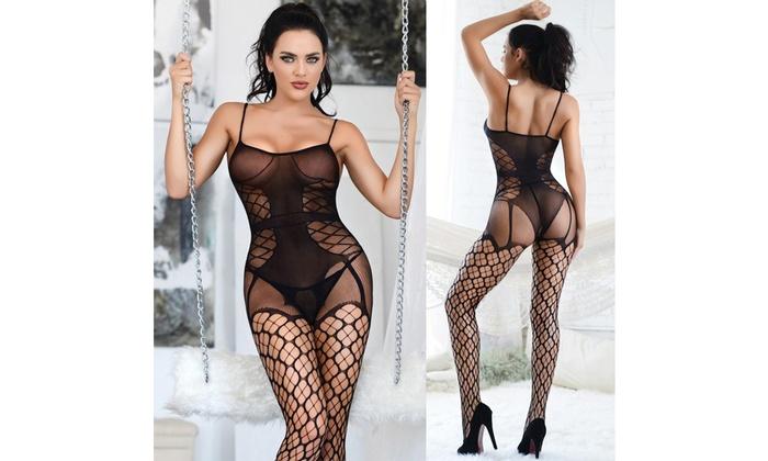 38a592ab381 Fishnet Body Stocking Style 187